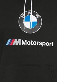 Puma - BMW MMS LOGO HOODIE  - Hoodie - black - 2