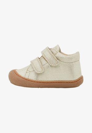 COCOON PRIMI PASSI - Baby shoes - gold