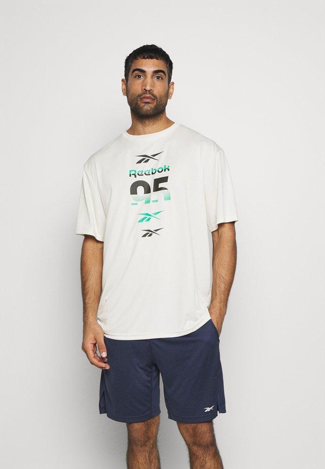 TEE - T-shirt z nadrukiem - alabas