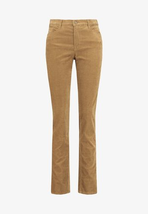 MARY - Slim fit jeans - cognac