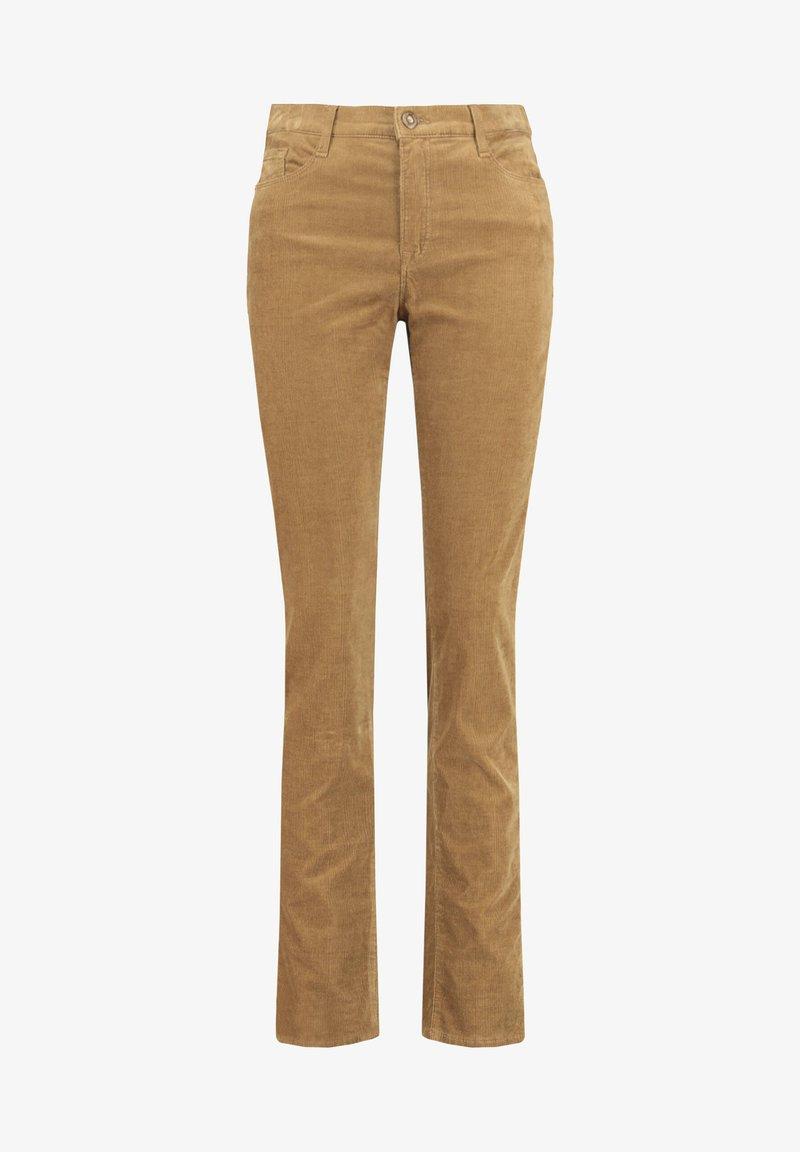 BRAX - MARY - Slim fit jeans - cognac