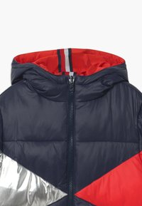 Tommy Hilfiger - REVERSIBLE ICONIC PUFFER - Winter coat - blue - 4