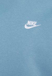 Nike Sportswear - Sudadera - cerulean/white - 2
