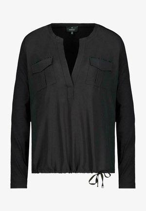 BINDEBAND - Long sleeved top - black