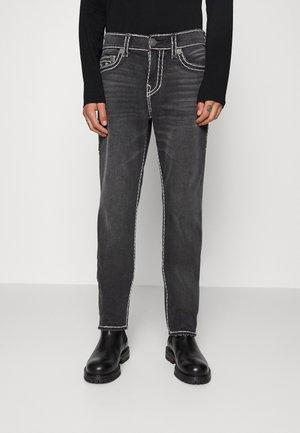 ROCCO NO FLAP SUPER - Slim fit jeans - asphalt grey