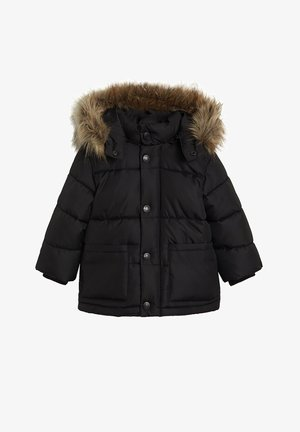 LUCA - Winter jacket - schwarz