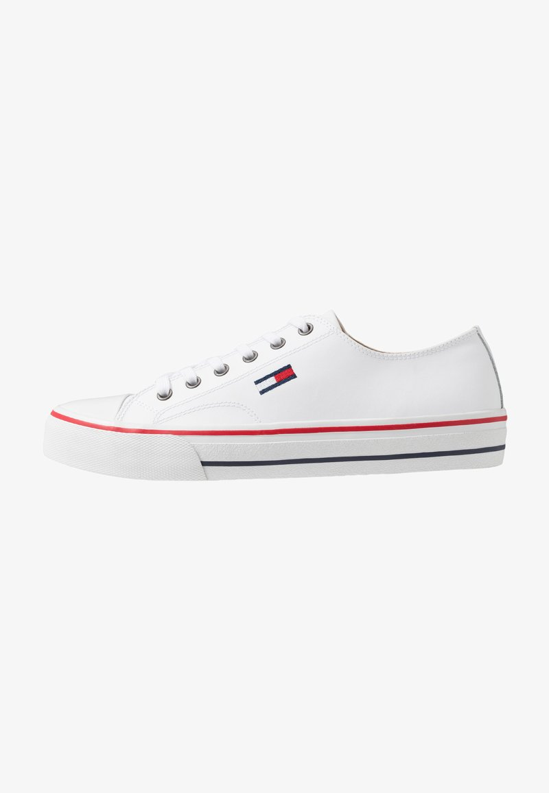 Tommy Jeans - CITY  - Matalavartiset tennarit - white