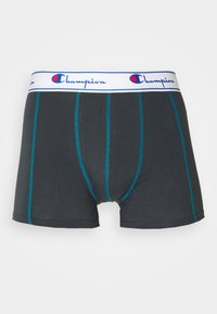 Champion - BOXER 3 PACK - Boxerky - teal/black - 1