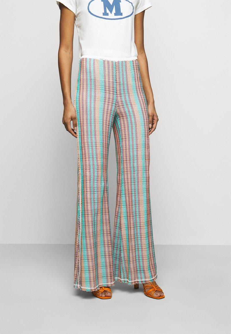M Missoni - PANTALONE - Trousers - multi-coloured