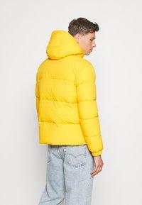 Tommy Hilfiger - HIGH JACKET - Winter jacket - amber glow - 2