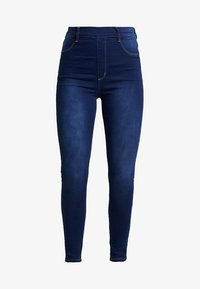 Even&Odd - Slim fit jeans - dark blue - 4