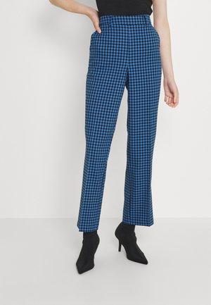 NUCAMERA PANT - Trousers - ultramarine