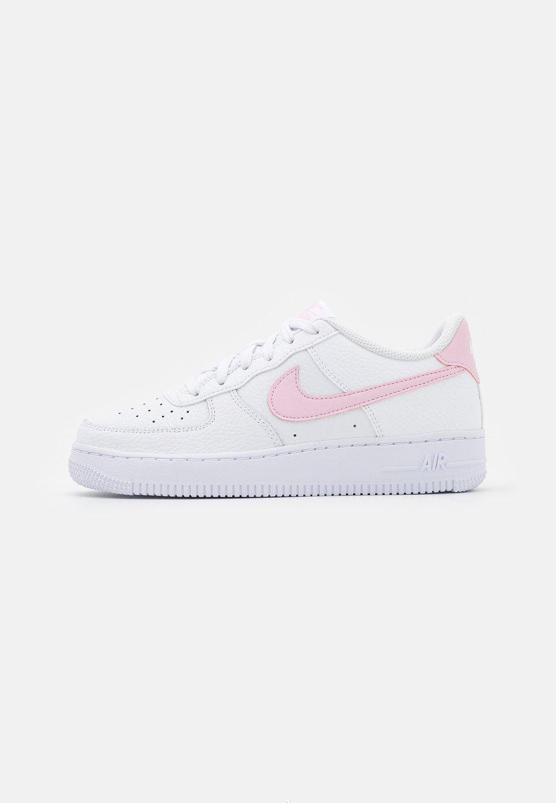 Nike Sportswear - AIR FORCE 1 UNISEX - Sneakersy niskie - white/pink foam