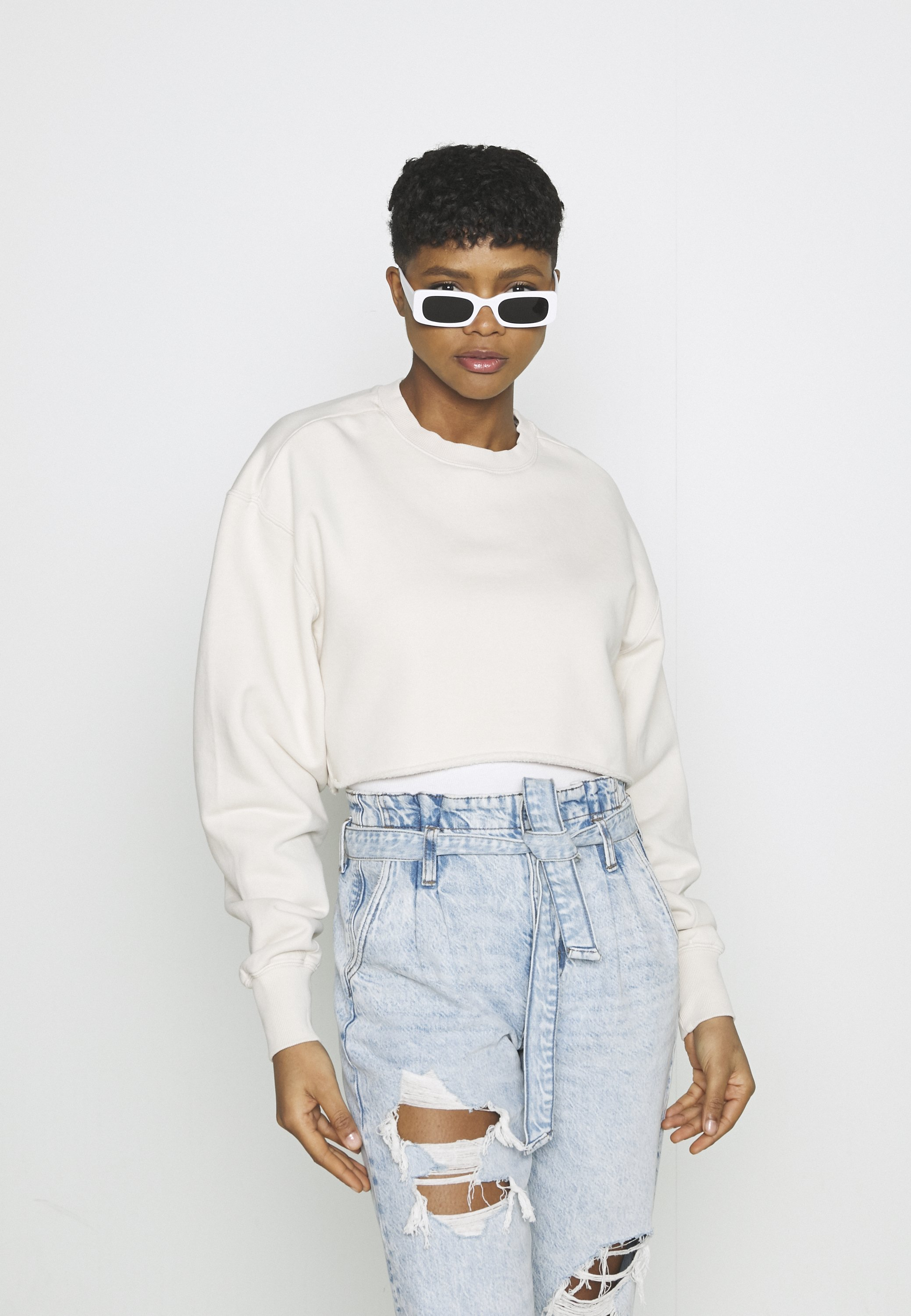 Women CROPPED AND COOL - Sweatshirt