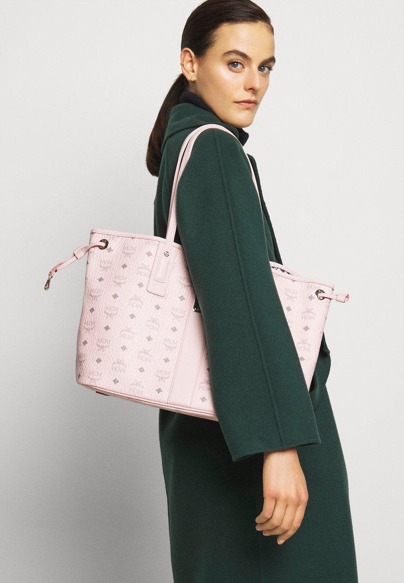 MCM - Handbag - new soft pink