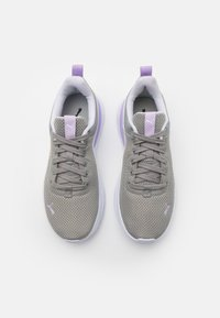 Puma - ANZARUN LITE - Trainings-/Fitnessschuh - limestone/white/light lavender - 3