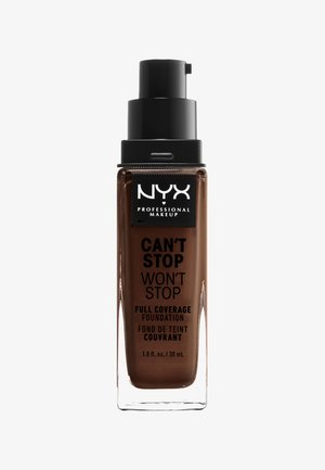 CAN'T STOP WON'T STOP FOUNDATION - Foundation - 24 deep espresso