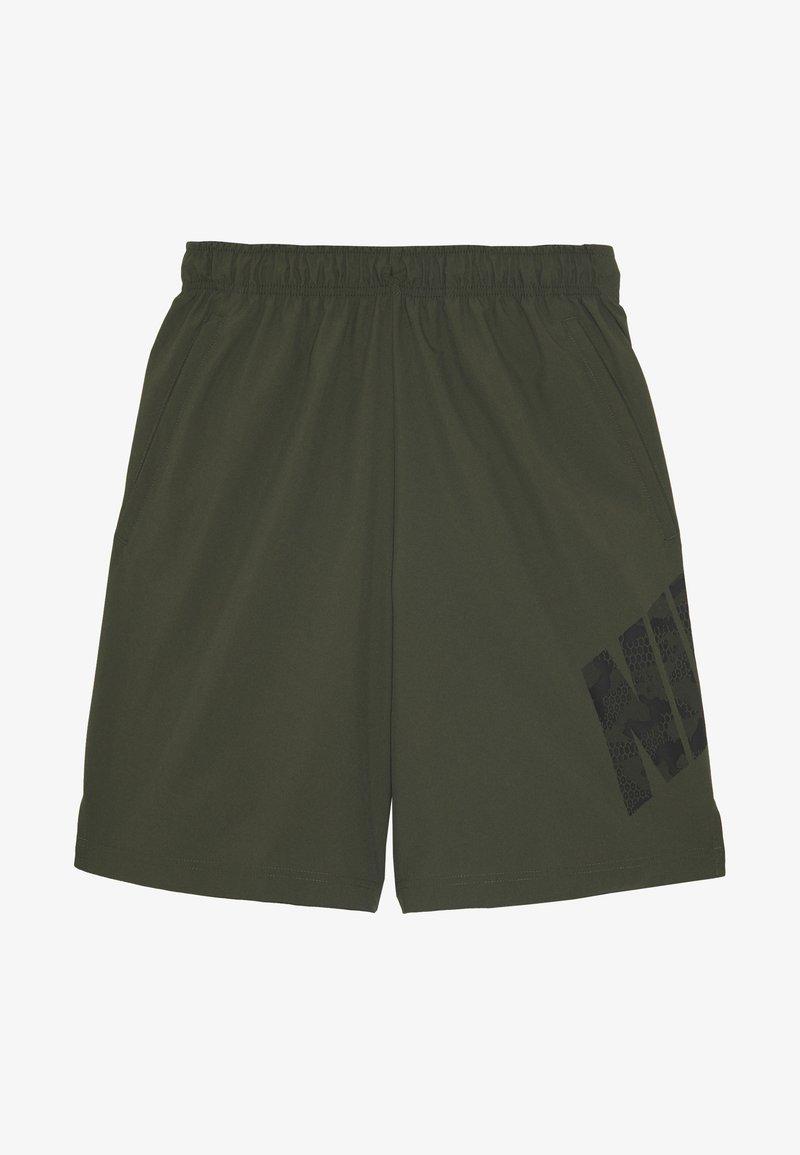 Nike Performance - Sports shorts - khaki