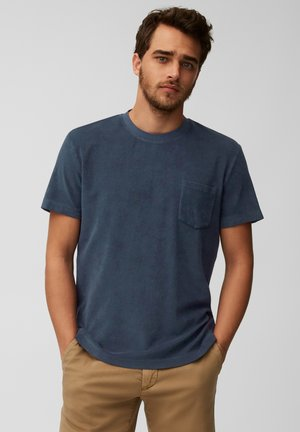 SOFTER - Basic T-shirt - total eclipse
