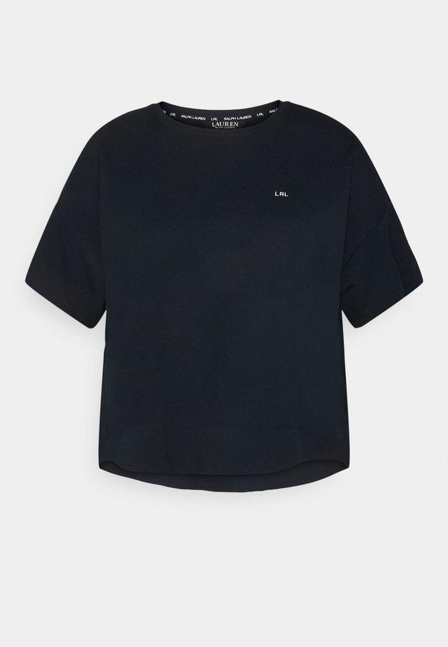 RASETTE SHORT SLEEVE - T-shirt basique - navy