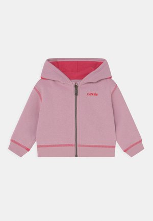FULLZIPUPHOODIE - Zip-up sweatshirt - fragrant lilac