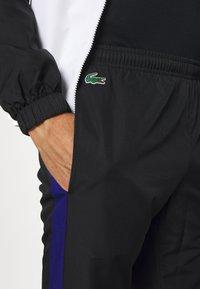Lacoste Sport - SET - Dres - black/white/cosmic - 10