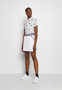 Calvin Klein Golf - BUREN PRINTED - Sports shirt - white - 1