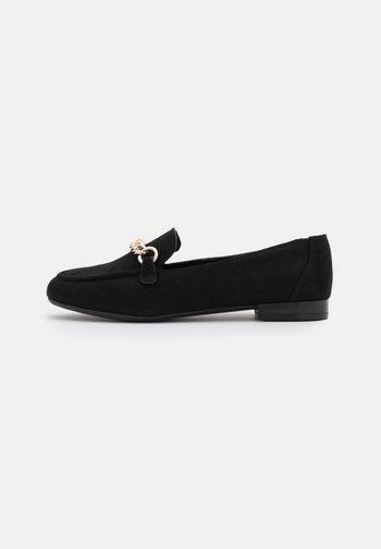 NORAH - Slippers - black
