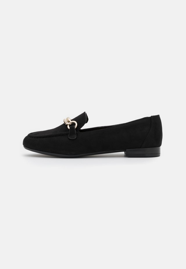 NORAH - Mocassins - black