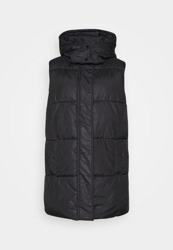 ONLDEMY OTW NOOS - Waistcoat - black