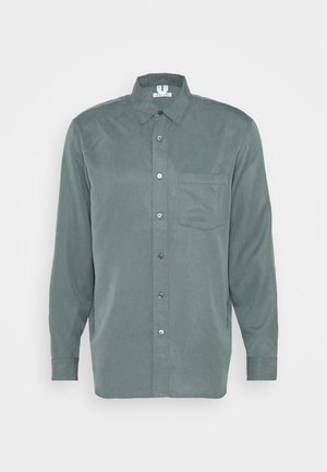 SHIRT REGULAR FIT - Shirt - grey medium dusty
