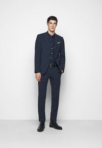 PS Paul Smith - MENS SLIM FIT - Shirt - dark blue - 1