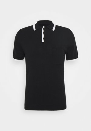 DUKAN - Polo - schwarz