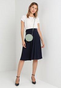 Anna Field - Áčková sukně - maritime blue - 1