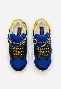 N°21 - Sneakers laag - blue/black - 3