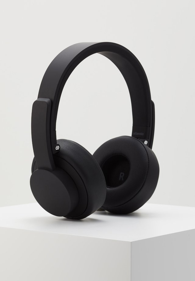 SEATTLE BLUETOOTH - Headphones - dark clown black