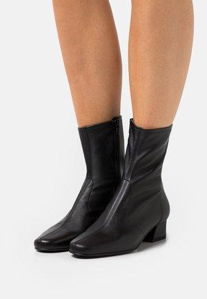DAJANI - Korte laarzen - noir