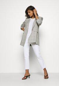 Mos Mosh - ASHLEY JEANS - Slim fit jeans - white - 1