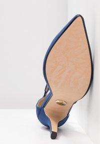 Buffalo - Zapatos altos - navy dark - 6