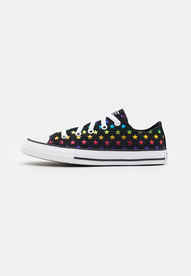 CHUCK TAYLOR ALL STAR ARCHIVE FOIL STAR PRINT UNISEX - Trainers - black/white