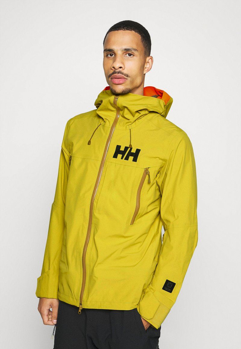 Helly Hansen - SOGN SHELL 2.0 JACKET - Snowboardjakke - antique moss