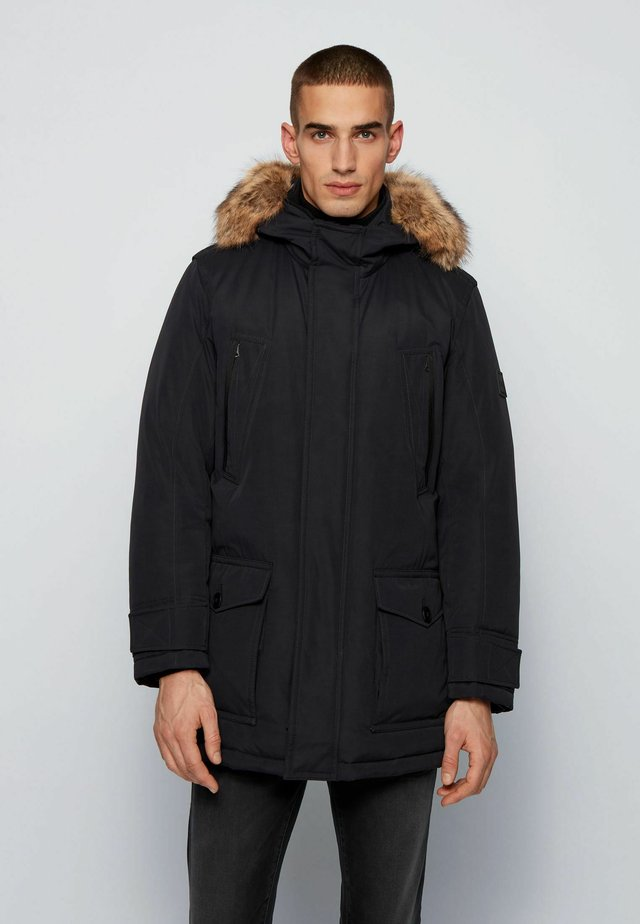 OCOOLIO - Down coat - black