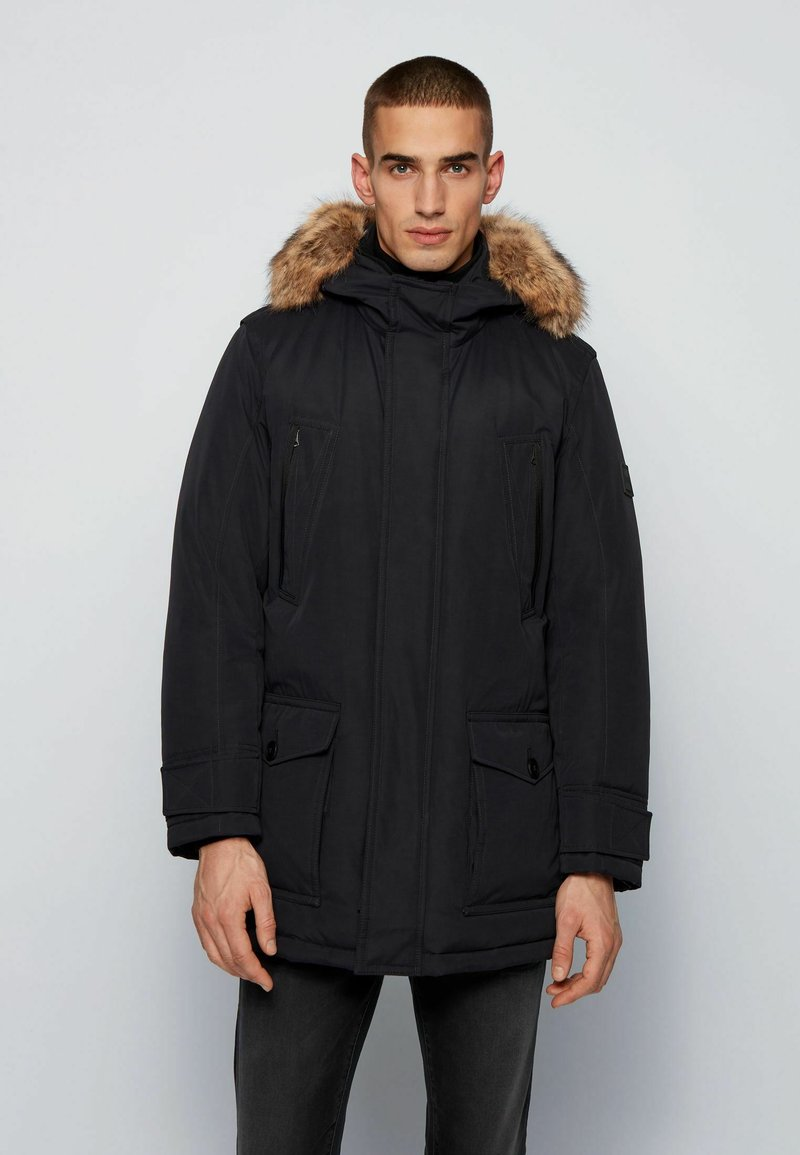 BOSS - OCOOLIO - Down coat - black