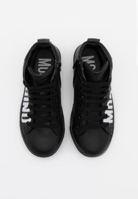 MOSCHINO - High-top trainers - black - 3