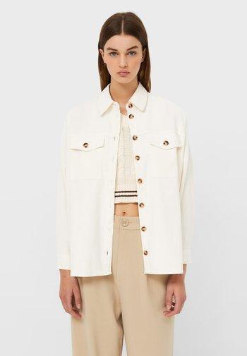 Summer jacket - offwhite