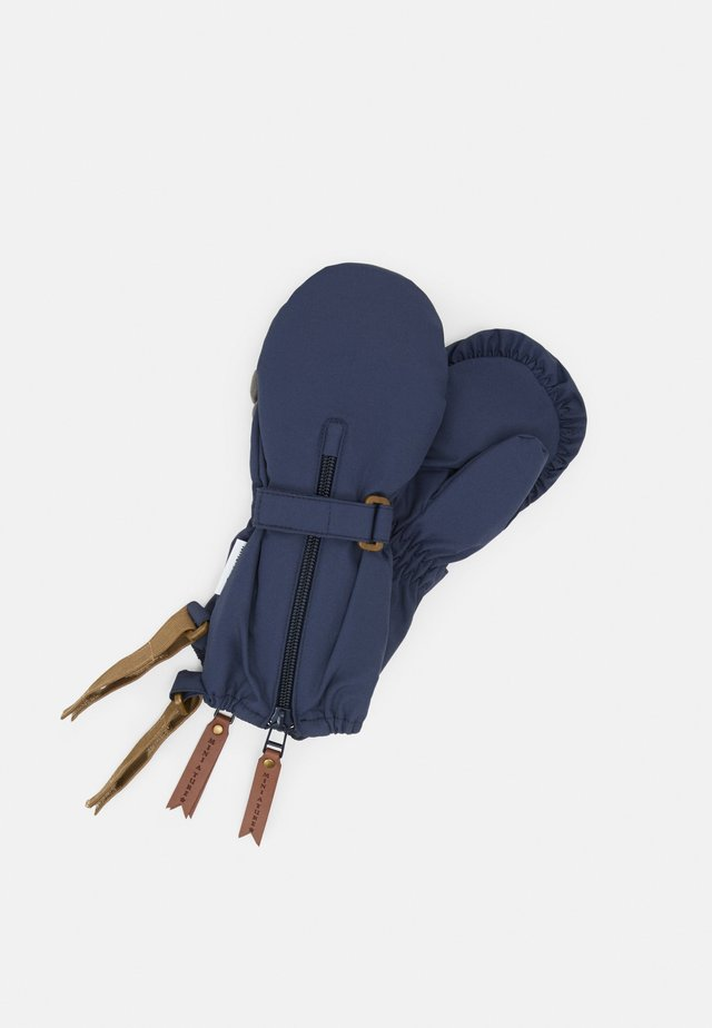 CESAR GLOVES - Muffole - blue nights