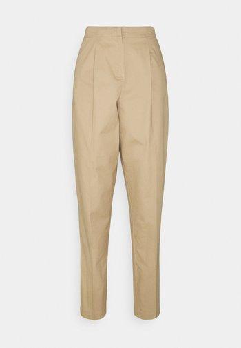 VMCHARLIE LOOSE PANT - Bukse - beige