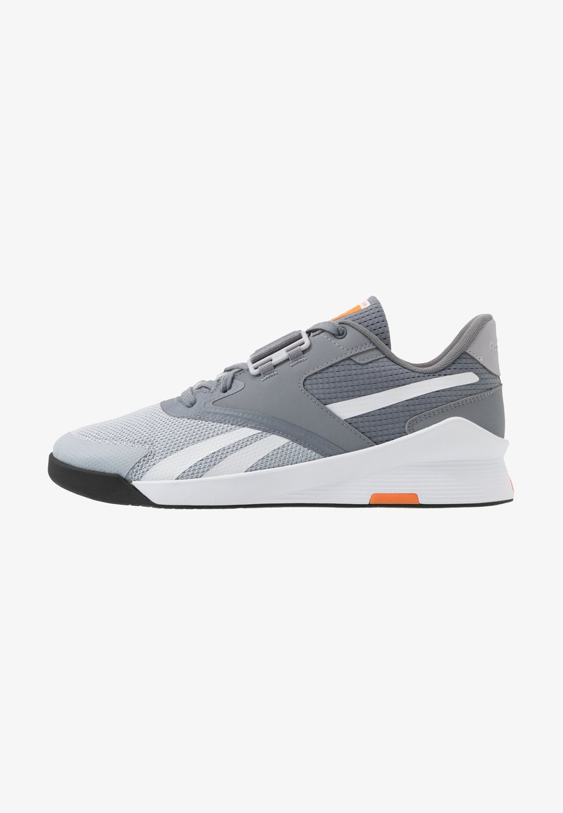 Reebok - LIFTER PR II - Chaussures d'entraînement et de fitness - cold grey