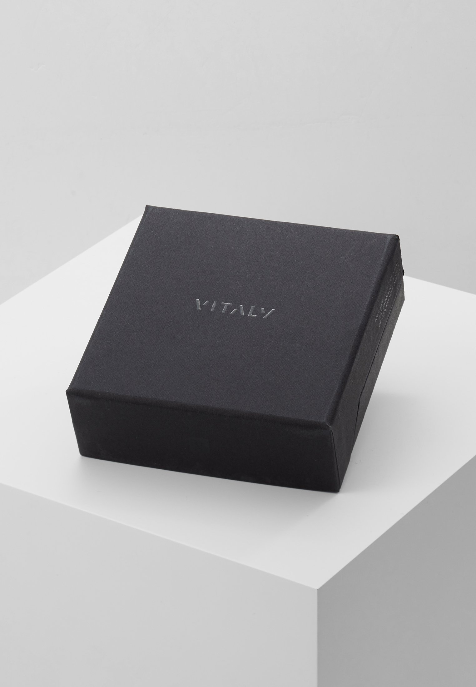 Vitaly INTEGER - Armbånd - matte black/svart AOSMiPu1Lpo58BR