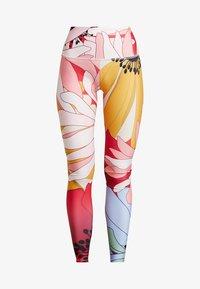Onzie - HIGH RISE GRAPHIC - Legging - multi-coloured/red - 3